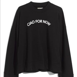 Madewell 'Ciao For Now' Sweatshirt